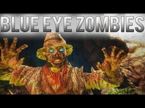 Black Ops 2 Blue Eyed Zombies Return - BO2 Buried Character Storyline - Maxis / Richtofen Easter Egg - Smashpipe Games