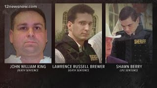 Friends, family speak out as execution approaches for ringleader in brutal murder of James Byrd Jr.