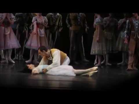 N. Osipova, S. Polunin - Giselle(3) 24.07.15. Moscow