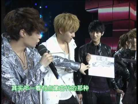 【中國愛大歌會】120805 EXO-M (Full) [Part 2] *re-up*