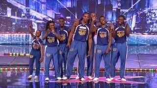 Chicago Boyz - America's Got Talent 2013 Season 8 Week 5 Auditions
