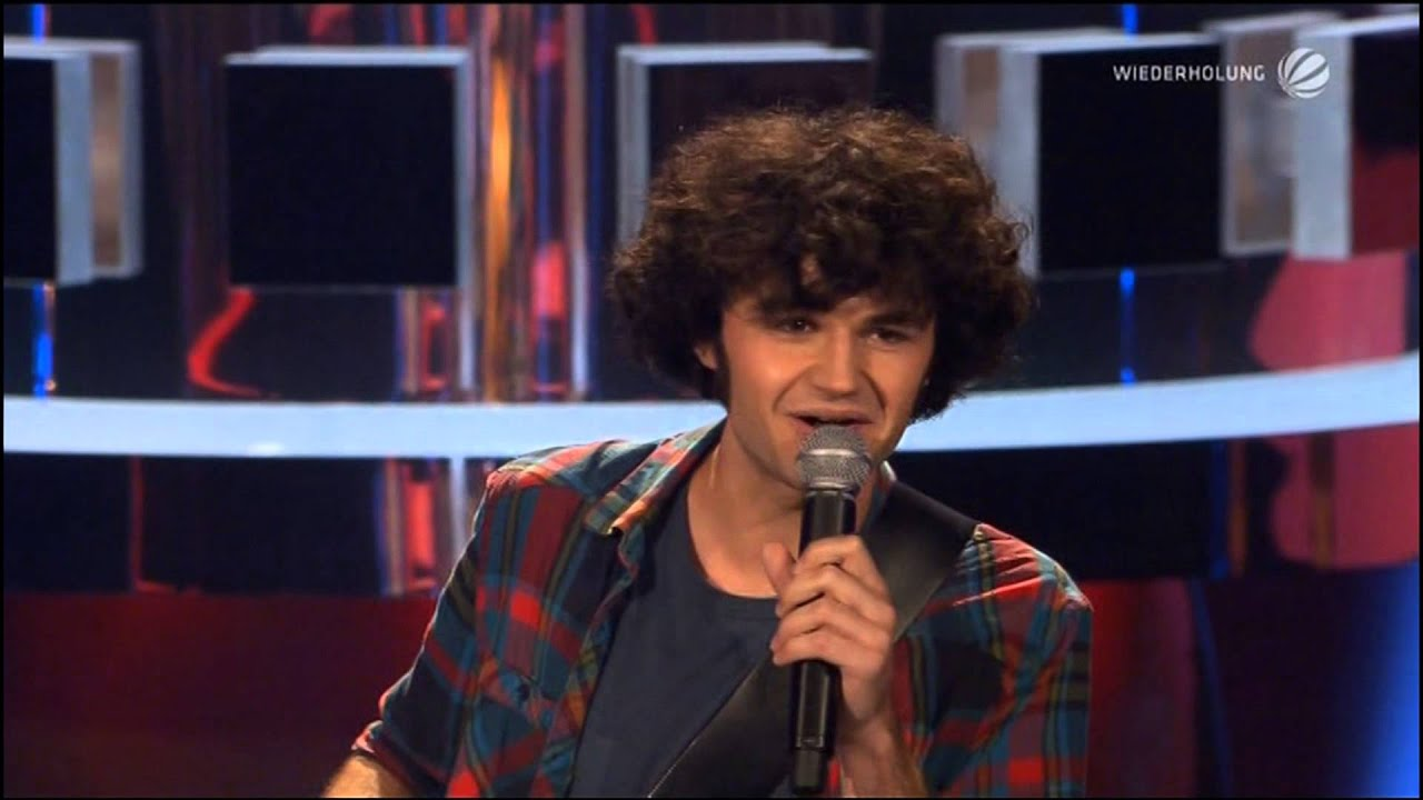 Philip Bölter - The Dreamer - The Voice of Germany 2013 - Blind Audition