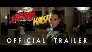 Marvel Studios' Ant-Man and The Wasp | Teaser Trailer