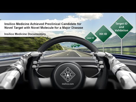 Insilico Medicine Documentary: A breakthrough milestone in AI-powered drug discovery reached
