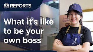She quit her tech job to be her own boss   CNBC Reports