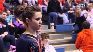 [HD] 2012 NCAA Women's Gymnastics: Ohio State @ Illinois (full)