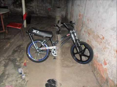 Reforma da minha bike (Sarah Blasko All I want (BENY Remix