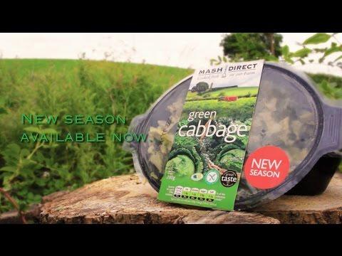 Mash Direct New Season Green Cabbage