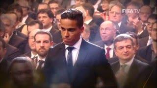 WENDELL LIRA REACTION: FIFA Puskas Award winner [FULL]