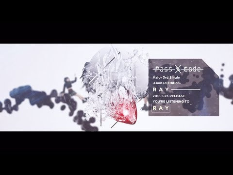 PassCode - Ray [3 Songs Digest]