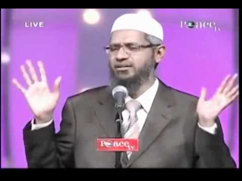 Concept of Family Planning - Dr Zakir Naik