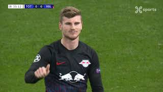 Champions League 19.02.2020 / HIGHLIGHTS NL / Tottenham Hotspur FC - RB Leipzig