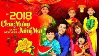 NHẠC XUÂN 2018 NGHE LÀ NGHIỆN LAN TỎA KHÔNG GIAN | LIÊN KHÚC HAPPY NEW YEAR HAY NHẤT 2018