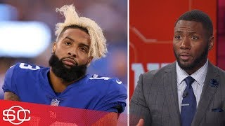 OBJ getting called out for being authentic – Ryan Clark | SportsCenter
