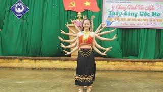 Chương trình văn nghệ chào mừng Ngày Nhà Giáo Việt Nam 20/11/2016 -THCS Nguyễn Du