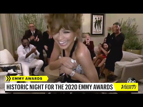 The Best Moments From the 2020 Emmy Awards