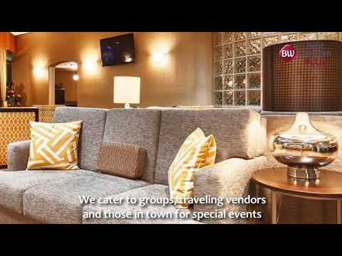 Best Western Plus Suites Lax Los Angeles Hotel
