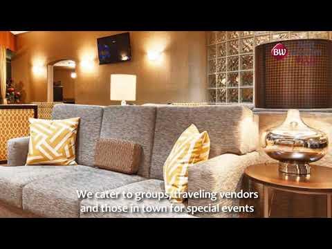 Best Western Plus Suites Lax Los Angeles Hotel