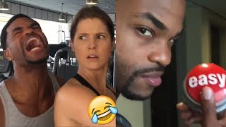Try Not To Laugh Challenge: Best KingBach Vines and Instagram Videos Compilation *Impossible*