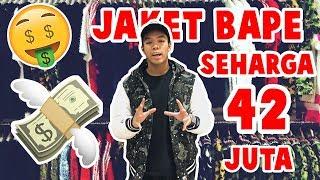 JAKET BAPE SEHARGA RP 42 JUTA? | Bape x Mastermind