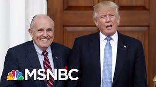 Rudy Giuliani Joins President Donald Trump Legal Team | Morning Joe | MSNBC