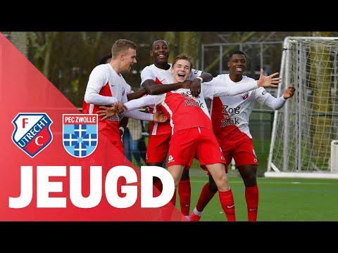 JEUGD | Waanzinnige ZESKLAPPER van FC Utrecht O17!
