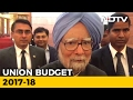 Union Budget 2017: Why So Confident About Notes Ban Impact..