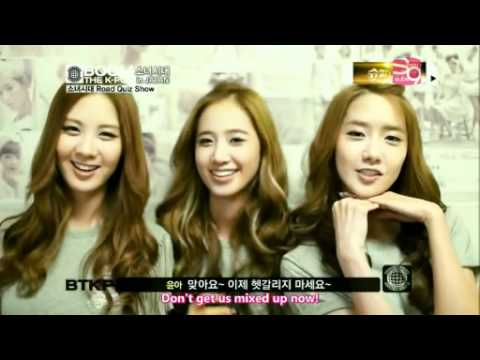 SNSD - The Triplets