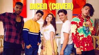 Dicen-Cover (Sarah Silva Ft: Bae Music)