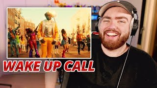RANDOLPH Reacts to KSI - Wake Up Call ft. Trippie Redd (Official Music Video)