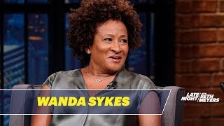 Wanda Sykes Is Competing with Beyoncé for an Emmy