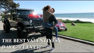 BOUGHT MY GIRLFRIEND HER DREAM CAR!!!