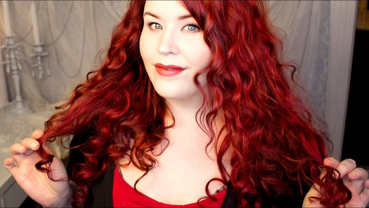 How To Dye Hair Extensions What I Use To Dye My Hair Red
