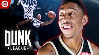 Never Before Seen DUNKS On Low Rim   $50,000 Dunk Contest