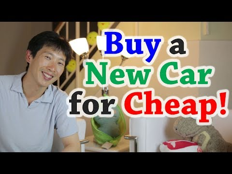 How to Buy a New Car for Cheap | BeatTheBush