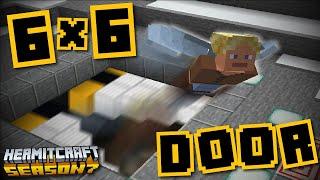Best Door Ever?! - Minecraft Hermitcraft Season 7