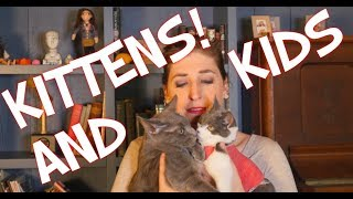 Kittens and Kids | Mayim Bialik