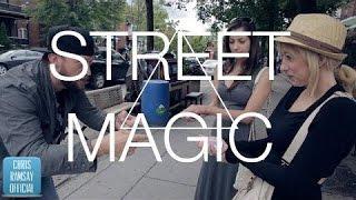 Chris Ramsay // Street Magic