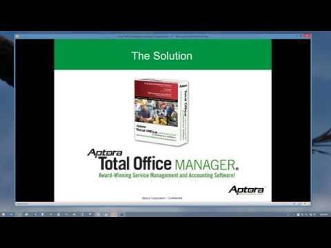 10/27/15 Total Office Manager Demonstration