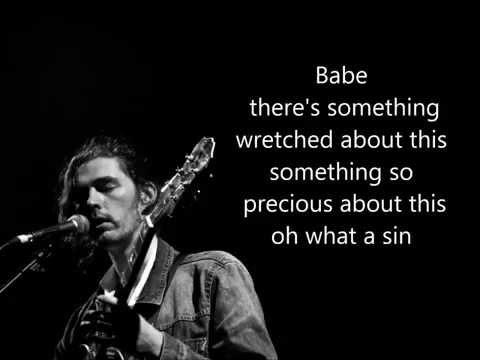 Hozier-From Eden Lyrics
