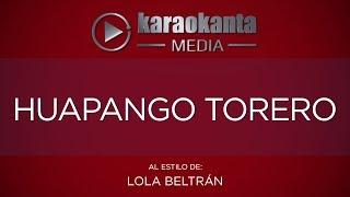 Karaokanta - Lola Beltrán - Huapango torero