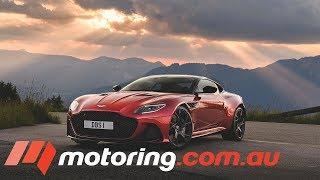 2018 Aston Martin DBS Superleggera Review | motoring.com.au