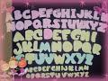 Como hacer moldes para letras DIY