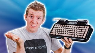 This AWFUL Keyboard Raised $350K