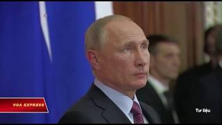 Tổng thống Nga sẽ không đến Hà Nội dù dự kiến tham dự APEC