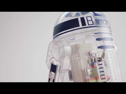 video Star Wars R2D2 Inventor Kit and Code