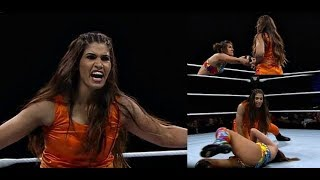 Watch Kavita Devi, The first Indian woman to sign WWE con..