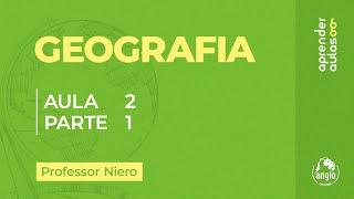 GEOGRAFIA - AULA 2 - PARTE 1 - PRINC�PIOS DA CARTOGRAFIA