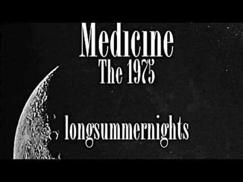 The 1975 - Medicine Instrumental Cover