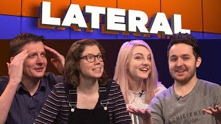 Lateral: Game 2 with Geoff Marshall, Vicki Pipe, LDShadowLady and Smallishbeans